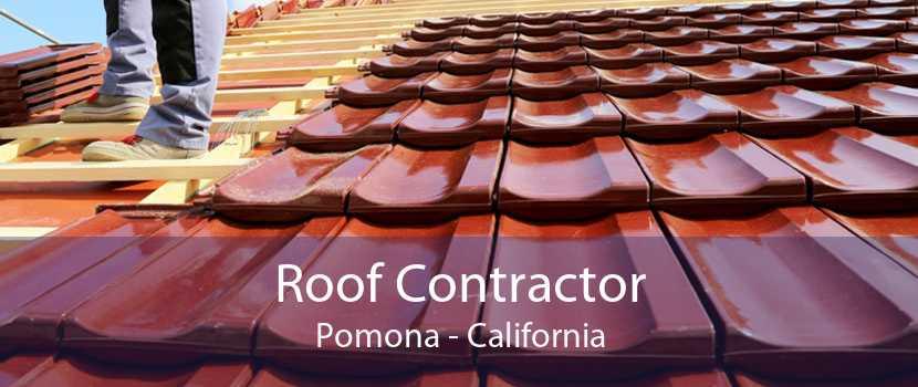 Roof Contractor Pomona - California