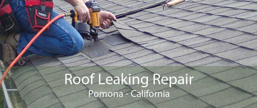 Roof Leaking Repair Pomona - California